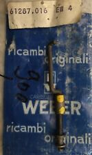 Tirant de starter pour carburateur WEBER  32 DIR repère jaune - Renault R15  R17