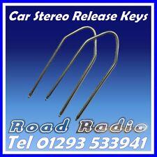 FORD TRANSIT Radio CD Stereo Removal Pins Keys (1990-2006)