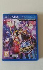 jeu PS Vita - PERSONA 4 : DANCING ALL NIGHT - playstation vita