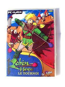 ROBIN HOOD LE TOURNOI - PC CD-ROM - NEUF