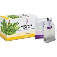 Peppermint Leaves Tea Filter Bags 20x1.5g PZN 4856531