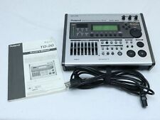 Roland TD-20 Electric Drum Brain Module V-Drum TD20 for 30 12 9 8 6V 4 3 CY kits