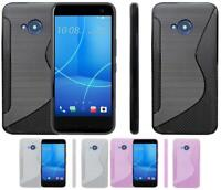 Case Cover Gel Tough Shockproof Phone Skin Silicone for HTC U11 Life