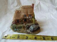 Lilliput lane cottages - Heaven lea Cottage comes in a box.