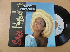 """DISQUE 45T DE  SADE   """" PARADISE  """""""