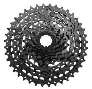 Sunrace CSM680 Mountain Bike Bicycle Sram Shimano 8 Speed Cassette 11-40T Black