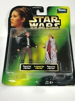 Kenner Star Wars Princess Leia Collection Leia & Han Solo Action Figures