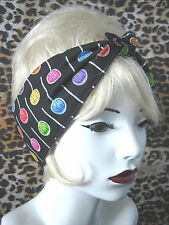 ROCKABILLY LOLLIE POP LOLLY HAIR HEAD WRAP SCARF   50'S STYLE / PIN UP / KAWAII