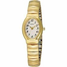 Women's Gold Plated Strap Casual Watches with 12-Hour Dial