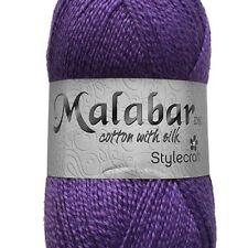 Stylecraft 8 Ply Cotton Craft Yarns