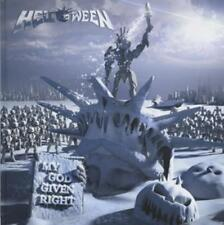 My God-Given Right von Helloween (2015) Limited Edition Earbook 2CD Neuware