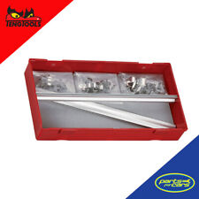 TTALU - Teng Tools - 32 Piece Clip Rail Set