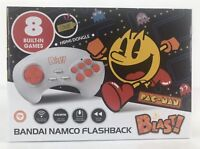 Namco Flashback Blast! 8 Classic Games PAC-MAN HDMI Wireless Controller & Dongle