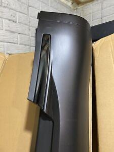 OEM Infiniti FX35 FX50 QX70 Dark Chrome Rocker Side Skirt Trim - Both Sides