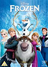 Disney Frozen DVD - MINT - Same Day Dispatch * via SUPER FAST DELIVERY