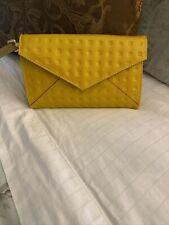 Arcadia Yellow Patent Leather