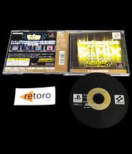 BEAT MANIA APPEND 5THMIX DJ SIMULATION Playstation PSX Play Station PS1 JAP mix