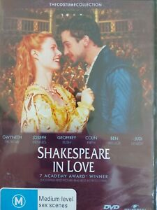 Shakespeare In Love (DVD)