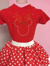 Christmas 100% Cotton Fancy Dresses for Girls