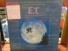 E.T. Soundtrack  LP MCA Records VG+ Micheal Jackson John William + Picture Disc