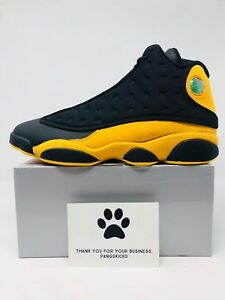 Nike Air Jordan 13 Retro 'Melo Class of 2002' Black 414571-035 Size 11-11.5