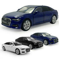 1:32 Audi A6 Sedan Model Car Metal Diecast Gift Toy Vehicle Kids Collection