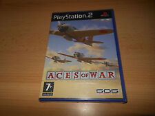 PS2 Aces of War Missions PLAYSTATION PAL GB Versión Nuevo Precintado