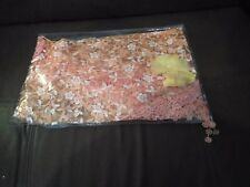 Orange Newborn Maternity Props Baby Photo Props Photography Quilt with Headband