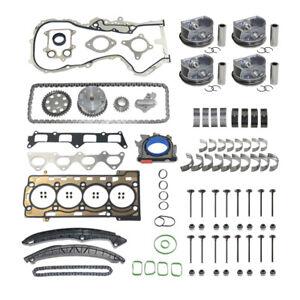 Kit de réparation de révision de reconstruction de moteur VW AUDI SEAT 03C107065