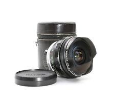 Minolta MC Rokkor 16 mm 2.8 Fish-Eye + TOP (222557)