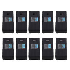 10x 190S POWER-U 190Wh V-Mount Li-ion Battery for SONY RED ONE ALEXA w/ charger
