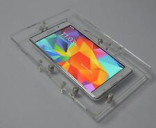 Samsung Galaxy Tab 3 7.0 Clear Wall Mount Kit for POS Kiosk Show Store Display