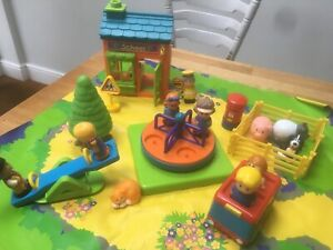 Happy Land Bundle With Sounds