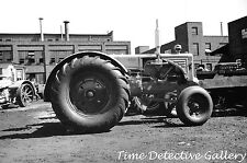 A Minneapolis-Moline Tractor at the Factory, Minnesota-1939-Historic Photo Print