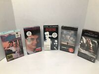 Tom Hanks VHS Collection Lot Of 5 Movies Factory Sealed See List In Description