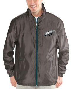 "Philadelphia Eagles NFL G-III ""Executive"" Full Zip Premium Men's Jacket"