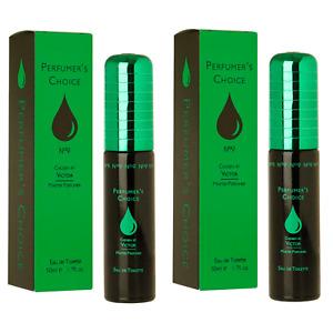 Milton Lloyd Perfumers Choice Victor No. 9 50ml Mens New Pack Of 2 (£7.50 Each)