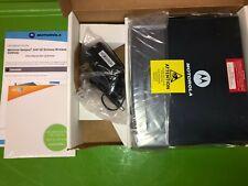 Motorola, Inc. 3347-02-1022K 4-Port Ethernet ADSL2/2+ WI-FI Gatway