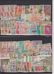 Laos a diverse selection of mint (Z39)
