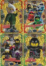 Lego® Ninjago™ Serie 3 Limitierte Karten LE9 LE10 LE11 LE17 aus allen Tin Dosen