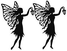 6 Lantern Fairy Die cut Embellishments Scrapbook Lanterns Cards Paper Crafts