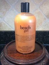 Philosophy Beach Girl Orange Slush Shampoo/shower/ Bubble Bath 16oz. Sealed