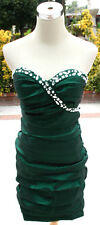 NWT WINDSOR $80 EMERALD Juniors Dance Party Dress 9