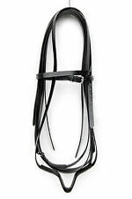 Carriers for Trotting Hopples - Black PVC