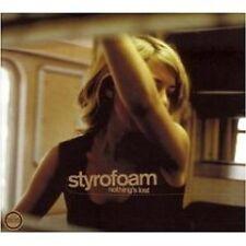 Styrofoam-Nothing 's Lost CD PROMO/Lali Puna d1609