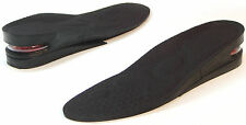 Full length Orthotic Shoe Insoles 5cm Height up Heels Pain Flat Feet Foot Care