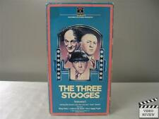 The Three Stooges Vol 1 VHS Moe, Larry & Curly; RCA/Columbia Pictures Home Video