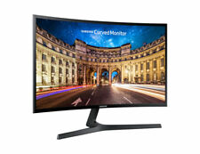 "Samsung C24F396FHU Curved LED Monitor 23,6"" 59,94cm VA-Panel 1920x1080 HDMI VGA"