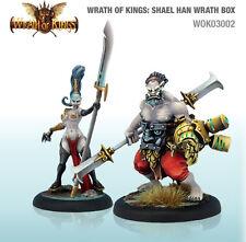 Wrath of Kings Teknes Union Worker x3 plastic Nuevo New