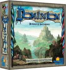 Rio Grande Boardgame Dominion (2nd Edition) Box SW